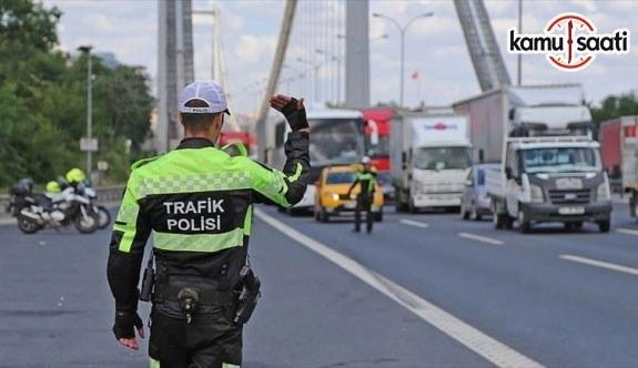 22 Ekim 2017 Pazar İstanbul'da trafiğe kapatılacak yollar