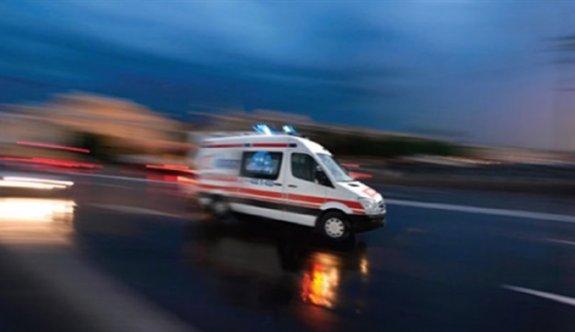 MHP Genel Başkan Yardımcısı Demirel trafik kaza geçirdi