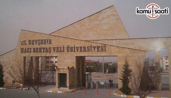 Nevşehir Hacı Bektaş Veli Üniversitesi Atçılık-Binicilik Uygulama ve Araştırma Merkezi Yönetmeliği