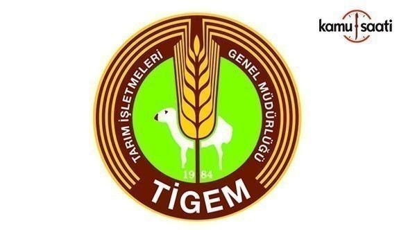 Tarım İşletmeleri Genel Müdürlüğü Personel Yönetmeliğinde Değişiklik Yapıldı