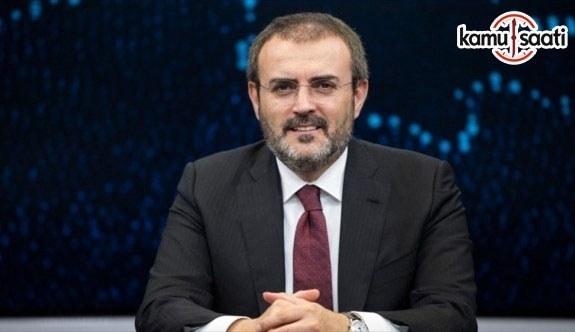 AK Parti Genel Başkan Yardımcısı Ünal: 18 yaşı bütün seçilme alanlarıyla uyumlu hale getireceğiz
