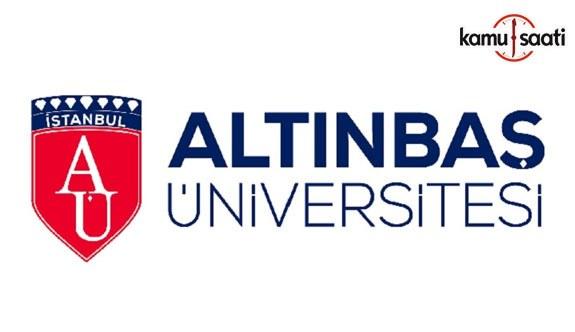 Altınbaş Üniversitesi Doğal Ürünler Araştırma ve Geliştirme Merkezi Yönetmeliği
