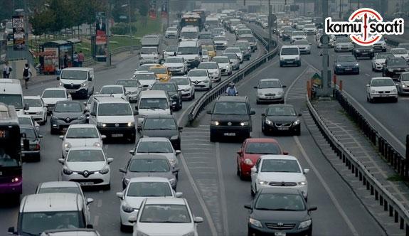 Araç muayene sayısı 8 milyonu aştı