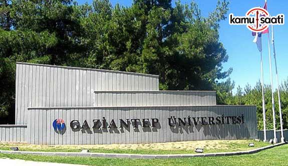 Gaziantep Üniversitesi Lisansüstü Eğitim, Öğretim ve Sınav Yönetmeliğinde