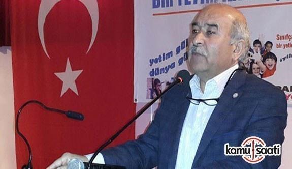 Memur-Sen Ankara İl Başkanı Kır'dan Öğretmenler Günü mesajı