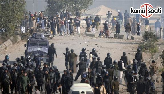Pakistan'daki protesto krizinin perde arkası