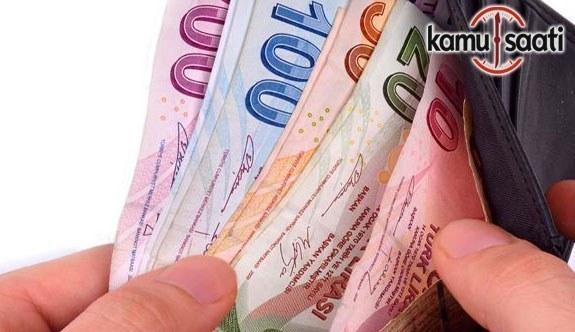 2018 Emekli ve Memur maaşı zamlı kaç TL olacak