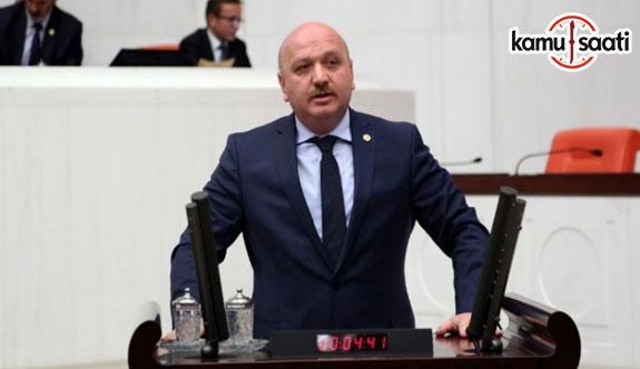 AK Parti Ordu Milletvekili Gündoğdu, TİKA'nın 2018 bütçesi üzerine açıklamalarda bulundu