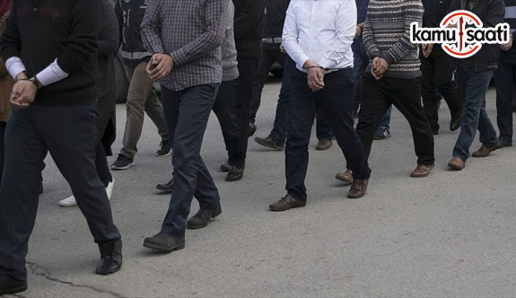 Ankara'da FETÖ'nün kapatılan okullarında çalışan 51 kişi hakkında gözaltı kararı