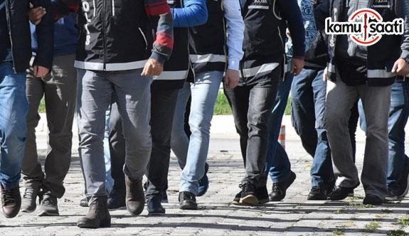 Ankara'da Yargı personeline FETÖ operasyonu