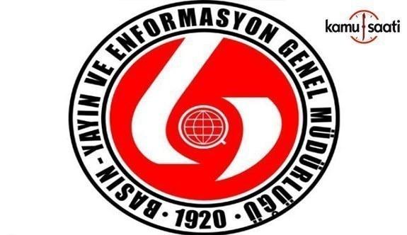 Basın-Yayın ve Enformasyon Genel Müdürlüğü Personelinin Yurtdışı Sürekli Göreve Atanmasına İlişkin Yönetmelikte Değişiklik Yapıldı