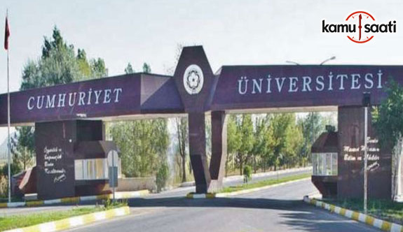 Cumhuriyet Üniversitesi Kariyer Planlama Uygulama ve Araştırma Merkezi Yönetmeliği