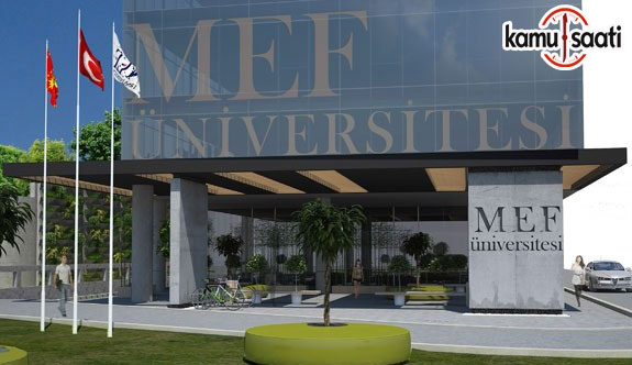 MEF Üniversitesi Lisans ve Önlisans Eğitim-Öğretim Yönetmeliğinde Değişiklik Yapıldı