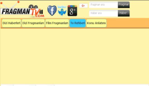 Yeni Dizi Ve Haberleri İlgili En Güncel Bilgi Alma Yolu Fragman-Tv.com
