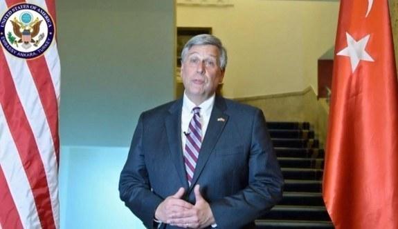 ABD Büyükelçisi Kosnett'dan Gülen açıklaması