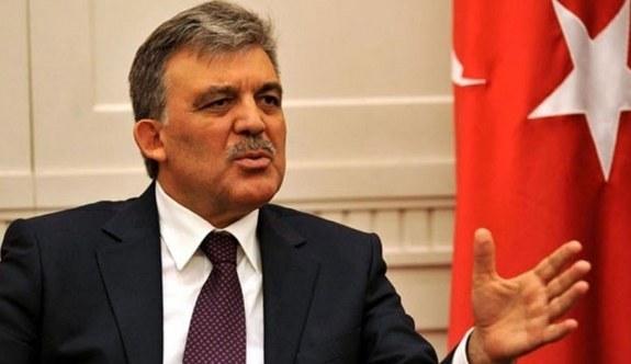 Abdullah Gül'den o eleştirilere cevap