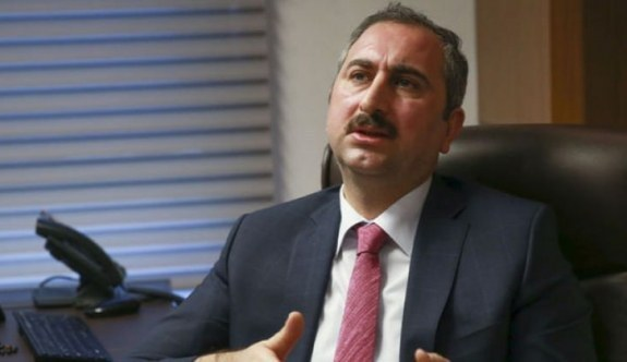 Adalet Bakanı Gül: 'Bugün git, yarın gel' yok