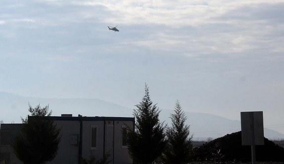 """""""Afrin'de Türk helikopteri düşürüldü"""" haberine yalanlama"""