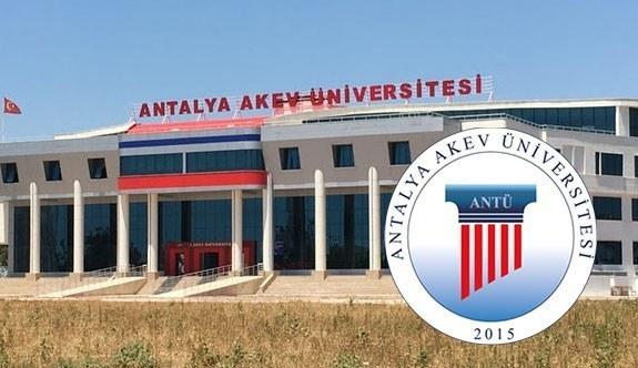 Antalya AKEV Üniversitesi Ön Lisans ve Lisans Eğitim-Öğretim ve Sınav Yönetmeliği - 28 Ocak 2018