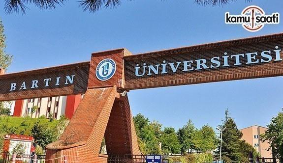 Bartın Üniversitesi Sürekli Eğitim Uygulama ve Araştırma Merkezi Yönetmeliğinde Değişiklik Yapıldı