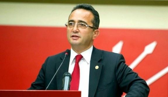 CHP'li Tezcan: Bu strateji bölge barışı için kalıcı çözüm olacak