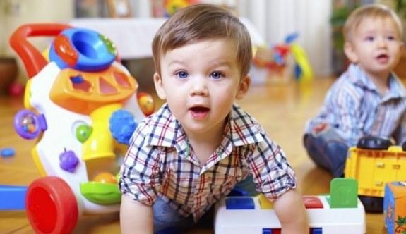 Çocukların akıl oyunlarıyla zekaları gelişiyor
