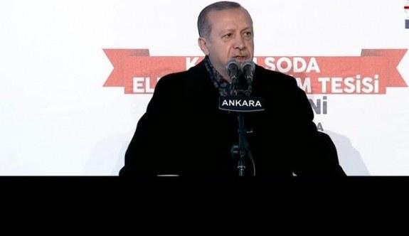 Cumhurbaşkanı Erdoğan konuşuyor! Bu millet...