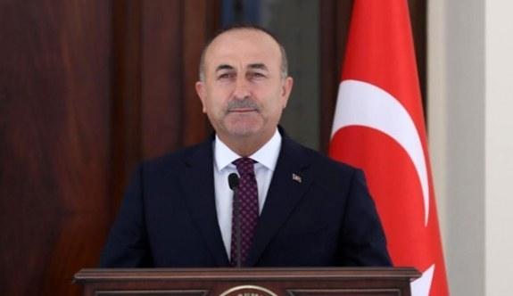 Dışişleri Bakanı Çavuşoğlu'ndan Azez tweeti