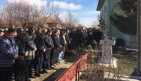 Eğitim Bir-Sen Ankara 3 Nolu Şube Başkanı Ahmet Aydınsoy'un babası vefat etti