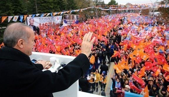 Erdoğan: Nereye kaçarsanız kaçın arkanızdayız, kovalıyoruz sizi