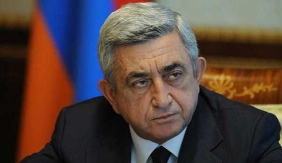 Ermenistan Cumhurbaşkanı Sarkisyan, halefini açıkladı