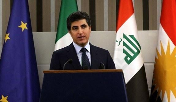 IKBY Başkanı Barzani'ye kritik telefon