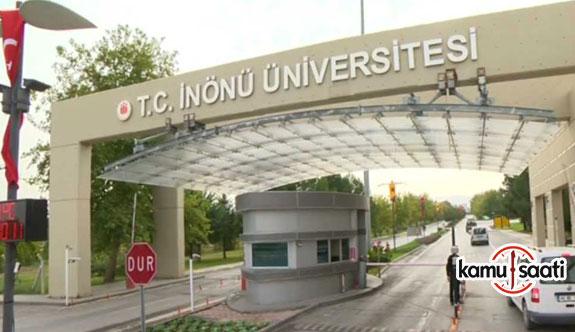 İnönü Üniversitesi Diş Hekimliği Fakültesi Eğitim-Öğretim ve Sınav Yönetmeliğinde Değişiklik Yapıldı
