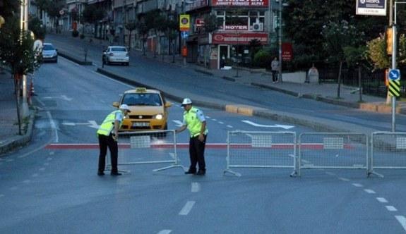 İstanbul'da bu yollar yarın kapanıyor