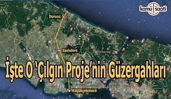 Kanal İstanbul Güzergahları Belli Oldu- Kanal İstanbul Nedir?
