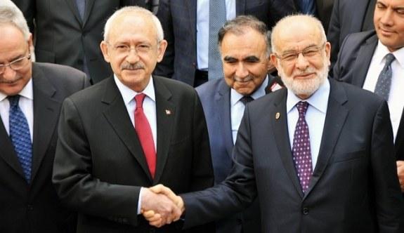 Karamollaoğlu ile sürpriz Kılıçdaroğlu görüşmesi