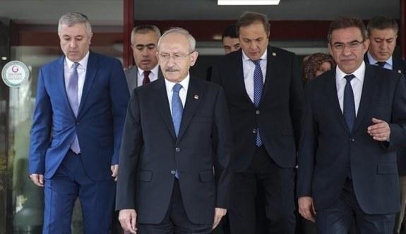 Kılıçdaroğlu'ndan Zeytin Dalı Harekatı askerlerine ziyaret