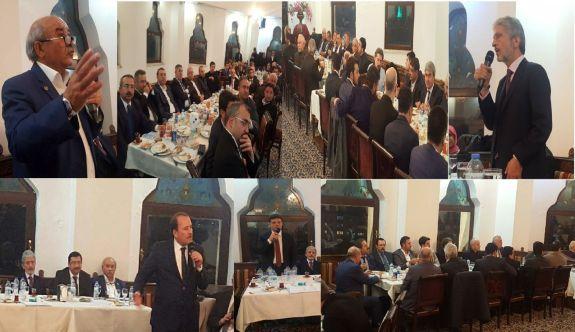 Memur-Sen Ankara İl Başkanı Mustafa Kır, 15 Temmuz Platformu Değerlendirme ve Planlama toplantısında önemli açıklamalarda bulundu