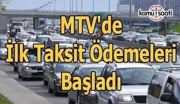 MTV'de ilk taksit ödemeleri başladı