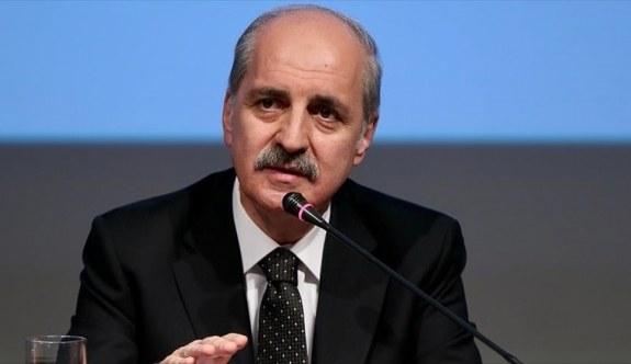 Numan Kurtulmuş: HDP bir siyasi parti olarak, yolunu çizmelidir