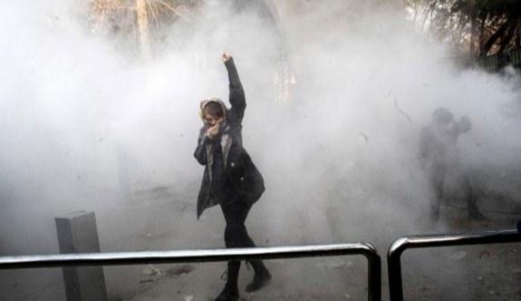 O ülkeden İran'daki protestolara destek mesajı