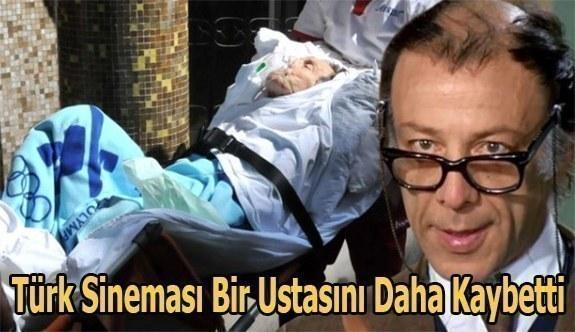 Yeşilcam'ın devi Münir Özkul hayatını kaybetti