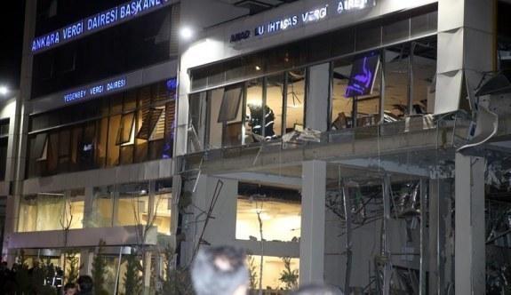 Ankara Valiliği'nden son dakika patlama açıklaması