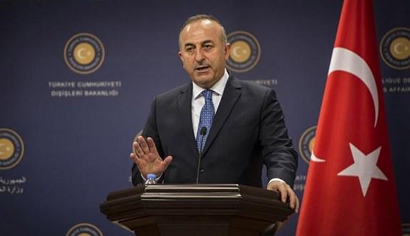 Bakan Çavuşoğlu'ndan Hollanda'nın kararına sert tepki
