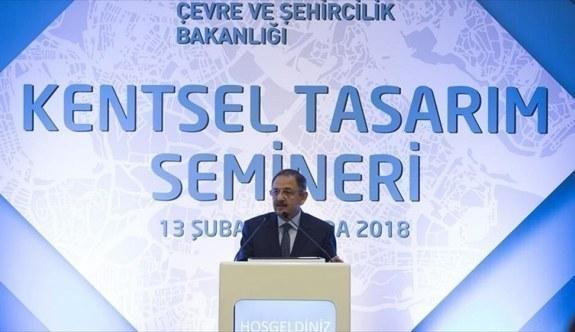 Bakan Özhaseki'den 'Sıfır Atık Projesi' açıklaması
