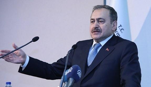 Bakanı Eroğlu'ndan barajlardaki doluluk oranı açıklaması