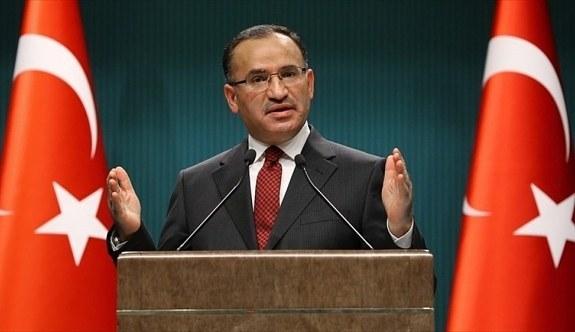 Başbakan Yardımcısı Bozdağ'dan çocuk istismarı açıklaması