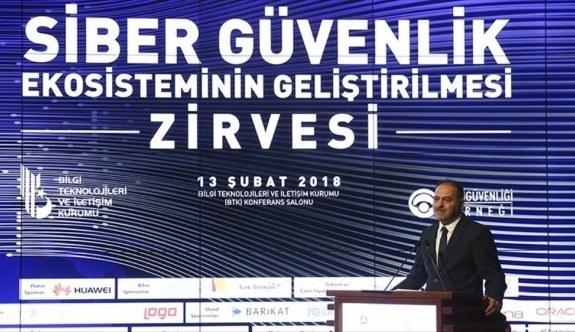BTK Başkanı Ömer Fatih Sayan: Kendine yeten bir ülke olmak zorundayız