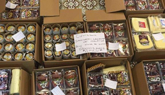 Çiftlik Bank'tan Afrin'e destek
