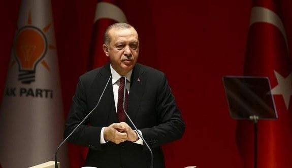 Cumhurbaşkanı Erdoğan, AK Parti'li milletvekilleri ile görüştü